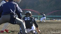 平野太一投手 ナインフォース 草野球チーム