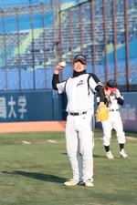 シリーズ1,2戦を先発;今村投手(全力ルパン/JAPAN)