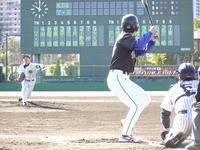 早実:斉藤(佑)投手も戦った ストロングの聖地:上柚木公園野球場