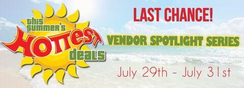 Renderosity's Summer Spotlight Sale - Last Chance!