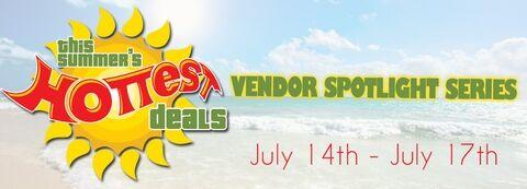 Renderosity's Summer Spotlight Sale _ July 14th - 17th