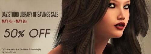 Daz Studio Library of Savings Sale