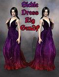 Sickle Dress Rig Genesis 2 Female