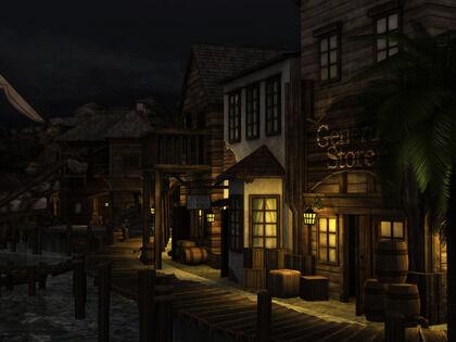 Skull-Cove-Night