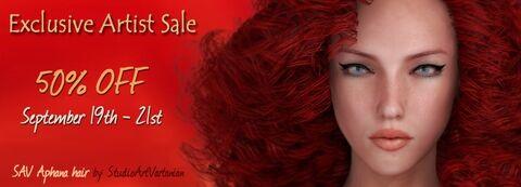 Exclusive Artists Sale