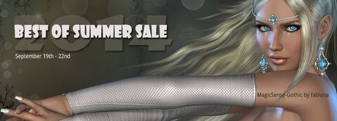 Best of Summer Sale