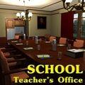 School Teacher's office