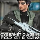 HFS More Than Human Cybernetic Agent
