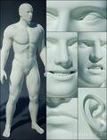 Genesis 2 Male Morphs Bundle