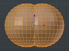 Symmetrize Mesh b2