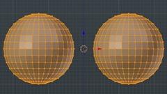 Symmetrize Mesh b1