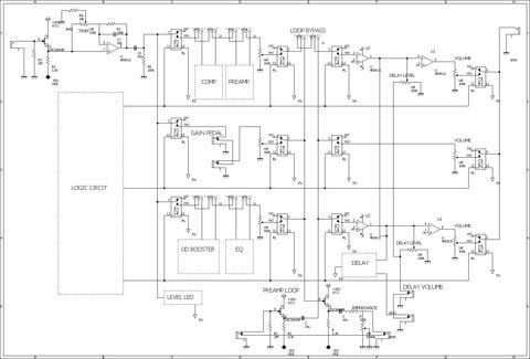 AshimotoSystem 壱号回路図P1