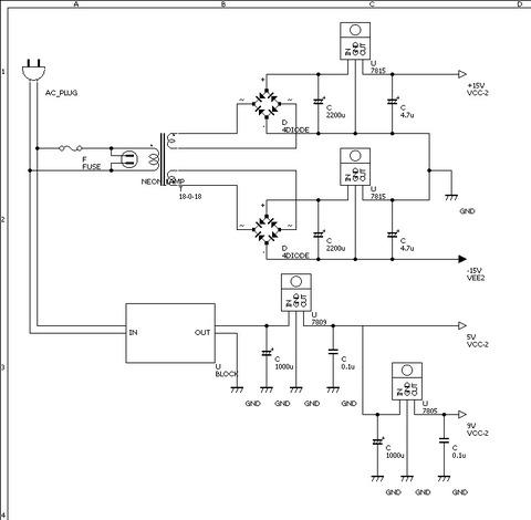 AshimotoSystem 壱号回路図P3