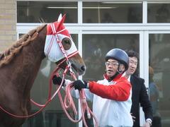 20141221 中京6R 2歳未勝利 レーヌドブリエ 14