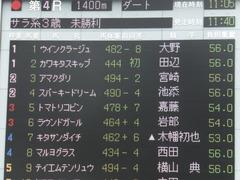 20140621 東京4R トマトリコピン 01