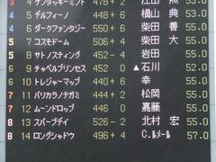 20141101 東京8R トレジャーマップ 01