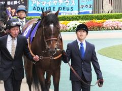 20161030 東京11R 天皇賞・秋(G1) モーリス 12
