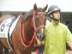 20180929 中山5R 2歳牝馬メイクデビュー オトナノジジョウ 11