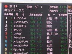 20161224 中山11R 師走S(OP) ショウナンアポロン 01