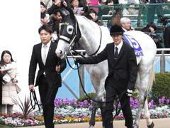 20151227 中山10R 有馬記念(G1) ゴールドシップ 02