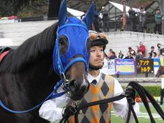 20151107 東京11R 京王杯2歳S(G2) モーゼス 10