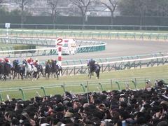 20141228 中山10R 有馬記念 ゴールドシップ 10