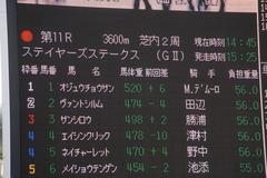20191130 中山11R ステイヤーズS(G3) ヴァントシルム 01