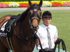 20160522 東京9R 石和特別(1000) オウケンブラック 10