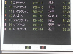 20170211 東京9R テレビ山梨杯(牝1000) レーヌドブリエ 02