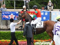 20170625 東京1R 3歳牝馬未勝利 プンメリン 19