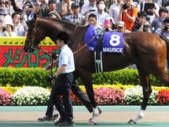 20160605 東京11R 安田記念(G1) モーリス 04