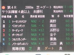 20180224 中山4R 4歳上障害未勝利 トーセンカナロア 01