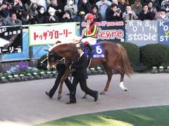 20131222 有馬記念 オルフェーブル 04