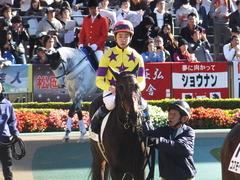 20151129 東京2R 2歳未勝利 ラルゴランド 12