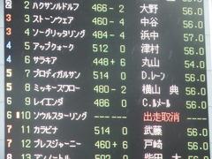 20190609 東京11R エプソムC(G3) プロディガルサン 01