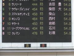 20170611 東京6R 2歳牝馬メイクデビュー サラート 01