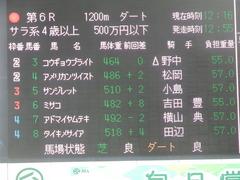20190414 中山6R (500) アドマイヤムテキ 01
