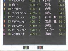 20160521 東京3R 3歳未勝利 オートシャンティ 01