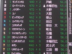 20150315 中山2R 3歳未勝利 コスモポッポ 01