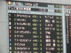 20190427 東京11R 青葉賞(G2) アドマイヤスコール 01