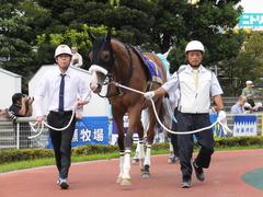 20140915 大井11R 東京記念 ユーロビート 03