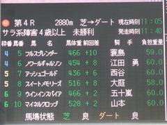 20180224 中山4R 4歳上障害未勝利 アッシュゴールド 01