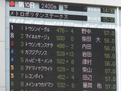 20170506 東京10R メトロポリタンS 4歳上OP マイネルサージュ 02