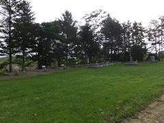 レイクヴィラファームお墓全景2