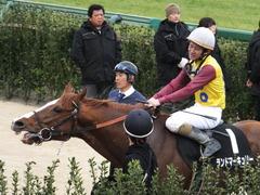20150321 中山10R 韓国馬事会杯 ランドマーキュリー 10