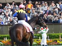 20160430 東京11R 青葉賞(G2) プロディガルサン 13