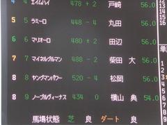 20150104 中山10R ホープフルS マイネルグルマン 01