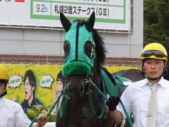 20170902 札幌11R 札幌2歳S(G3) ダブルシャープ 11