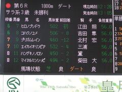 20180407 中山6R 3歳未勝利 エイカイオリンピア 01