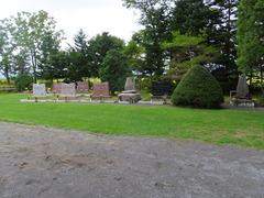 メジロっ仔達のお墓全景